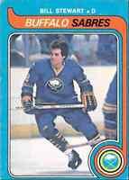 1979-80 O-Pee-Chee Bill Stewart Rookie #313