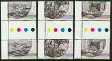 AUSTRALIA - 2007 'HISTORIC SHIPWRECKS' Set of 3 Gutter pairs MNH [B5294]