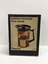 Vintage Thermo Serv Declaration of Independence Pitcher Insulated Beverage 55 Oz