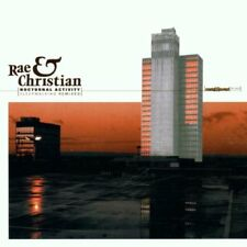 RAE & christian-Nocturnal activity/cd/nuevo + embalaje orig. - sealed!