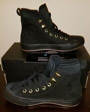 NEW CONVERSE CHUCK TAYLOR ALL STAR II WATERPROOF MESH BACKED LEATHER BOOT US 7