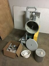 Vac U Max Dust Collector Vacuum Product Transfer Unit With Filter And Blower