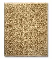 8' x 10' High end Wool & silk Tibetan Hand Knotted Transitional Area Rug Beige