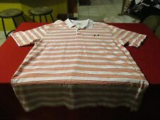 MIAMI HURRICANES CUTTER & BUCK POLO SHIRT SIZE 2XL CANES FOOTBALL