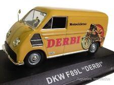 1/43 DKW F89L DERBI FURGONETA IXO ALTAYA DIECAST