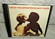 Nicky Thomas - Love Of The Common People (CD, 2011)