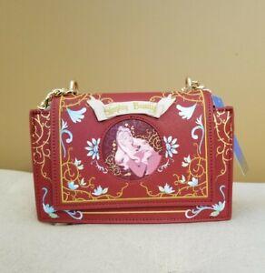 Danielle Nicole Disney Sleeping Beauty Crossbody Bag NEW