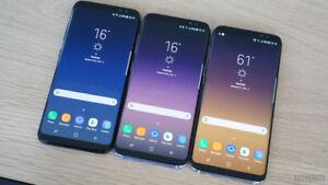 Samsung Galaxy S8 G950U Straight Talk Unlocked Boost  T-Mobile Cricket Excellent