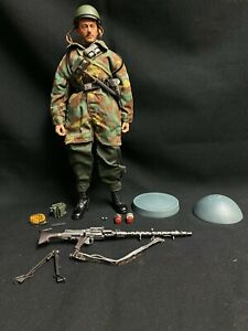 DRAGON / DID WWII ITALIAN PARA Custom 1:6 Scale Action Figure (Ref2)