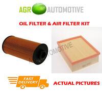 PETROL SERVICE KIT OIL AIR FILTER FOR BMW 540I 4.4 286 BHP 1997-04