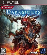 Used PS3 Darksiders: Shinpan no Toki SONY PLAYSTATION 3 JAPAN JAPANESE IMPORT