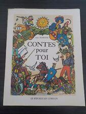 Contes pour toi - Jean Morette