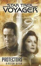 Star Trek Voyager: Protectors by Kirsten Beyer (2014, NEW  Paperback)