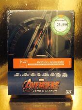 STEELBOOK Blu-ray Avengers L Ère D Ultrôn  [ limitée FNAC  ] ( Disc Bouge