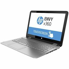 "HP ENVY 15-U400 15.6"" touch Laptop Intel Core i7-6500U 2.5GHz 16GB 1TB Win10"