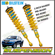 TOYOTA HILUX 4X4 05-ON FRONT 2INCH-50MM BILSTEIN ASSEMBLED STRUTS - READY TO GO
