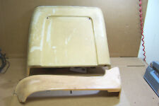 1975 - 1978 & Other Ford Mercury Front Left Hand Bucket Seat Back & Bottom Trim
