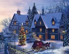NEW! Express Gifts Christmas Past by Dominic Davison 1000 piece jigsaw puzzle