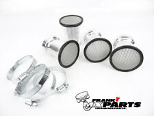 Velocity stacks kit Keihin CR 26-33 special roundslide carburetor / 29 31 stack