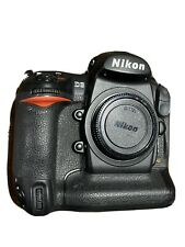 Nikon D3 12MP f/2.9x Digital SLR Camera Body - Black