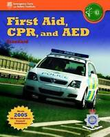 United Kingdom Edition - First Aid, CPR, And AED Standard, ACPO-ExLibrary