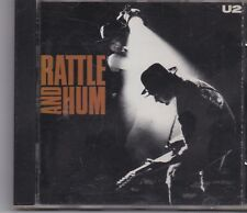 U2-Rattle and Hum cd album