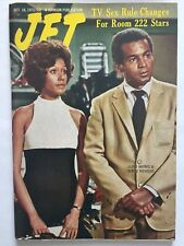 JET MAGAZINE OCTOBER 18, 1973 *DENISE NICHOLAS/LLOYD HAYNES/ROOM 222*