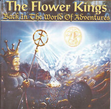 The Flower Kings ‎– Back In The World Of Adventures CD New