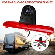 Caméra de Recul Feux freinage arrière pour Fiat Ducato/Peugeot Boxer