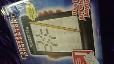 NEW - CROSSWORD COMPANION by CADACO - 48 PUZZLES and & SOLUTIONS Roll-a-Puzzle !