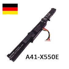 Akku für ASUS A41-X550E A450J A450JF X450J X450JF K550E K751L F751M 15V 44Wh Neu