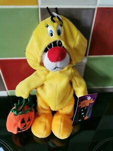Warner Brothers Sylvester in Tweety costume for Halloween BNWT Retired