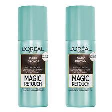 L'Oréal Paris Magic Retouch 75ml - Dark Brown (1150405)