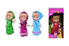 Bambola Masha 4 Vestiti Assortiti-109301678-simba Toys