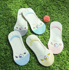 Molang Womens Low Cut Short Casual Soft Comfortable Socks US 5-8 Size 5 Pairs #2