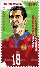 Armenië / Armenia - Postfris/MNH - Soccer Player, Mkhitarian 2019