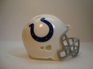 (1) Indianapolis Colts Riddell Pocket Pro Football Helmet, NFL, Revolution style