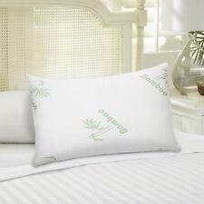 Bamboo Memory Form Orthopaedic Pillow Anti Snoring Neck Pain Stress Bag Pillow