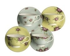 Multi Saucer Decorative Porcelain & China