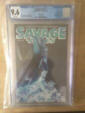 SAVAGE Tales #1 (2007) - CGC 9.6 - negative Edition-Arthur Suydam Cover