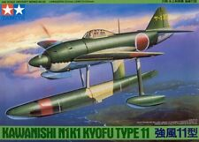 KAWANISHI N1KA KYOFU TYPE 11 /REX/ (JAPANESE NAVY MARKINGS)#36  1/48 TAMIYA