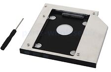 2nd Hard Drive SATA HDD SSD Caddy for ASUS Q550LF X450LD X552L F550CC UL80VT-A1