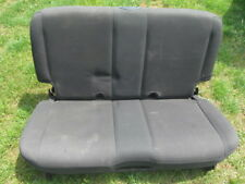 2003-04-05-06 Jeep Wrangler TJ Flip Fold Rear Seat agate cloth