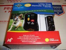 PetSafe Small Little Medium DOG Pet TRAINER REMOTE SHOCK COLLAR Training Leash