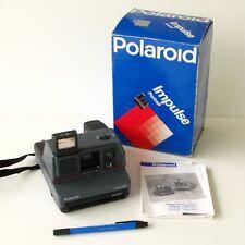 Polaroid Impulse Portrait Gris   - Etat de fonctionnement - Très Bon Etat -
