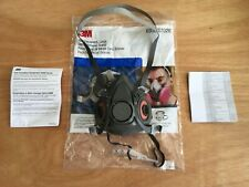 3M 6300/07026 Large Half Face Respirator NEW IN BAG