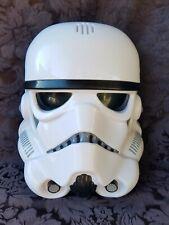 Star Wars Black Series Imperial Stormtrooper Voice Changer Helmet tested working
