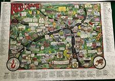 Red Hook New York NY Jigsaw Puzzle Complete 100 Years Centennial 1894-1994