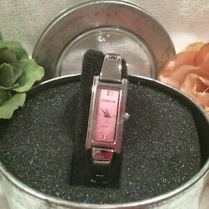 LOVELY LADIES  GENUINE COSMOPOLITAN WATCH-IN TIN-WITH TAGS-WORKING-EX SHOP :-)