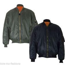Cappotti e giacche da uomo bomber , harrington lunghi neri